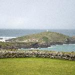 a view of the headland