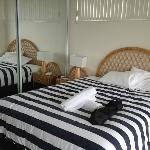 Main bedroom (black bag not included :))