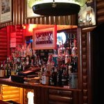 The bar at Kutzee's