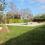 piscina (en diciembre)