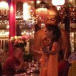 Shalimar lørdag aften i december