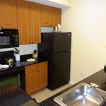 1 bedroom suite fully equipped kitchen