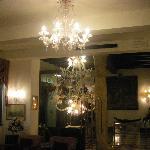 Salons de l'hôtel