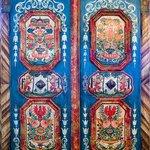 Antique Austrian armoire