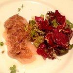 Hokkaido scallops with 3grams of white truffle
