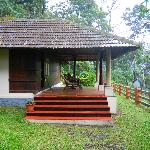That's the cardamom cottage