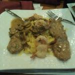 My meal-  Superb!