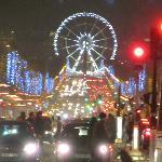 A 5 minutes à pied, les Champs Elysées