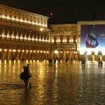 piazza San Marco fine novembre