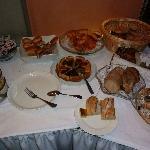 petit-déjeuner (buffet)