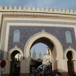 Blue Gate (Bab Boujeloud)