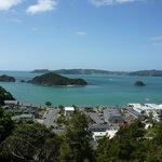 Blick über die Bucht