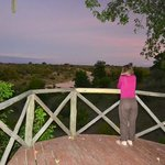 tarangire river view- Our tented camp 2