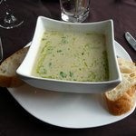 Jerusalem Artichoke Soup - Delicious
