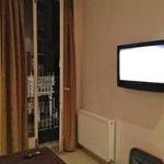 TV e Terrazzo
