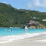 Baie de St-Jean - Eden Rock Hotel