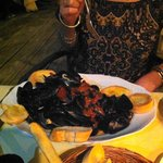 Mussels at Cip's Club