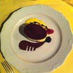 Dessert at Cip's Club