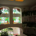 le hall de Villas Vallarta