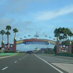 Porte de Walt Disney World