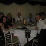 Xmas Party in the Marquee