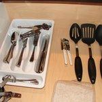 Kitchen drawer stuff