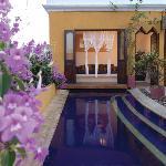 Pool at Casa El Carretero