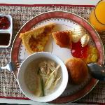 Food - buffet breakfast