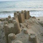 creations !!!! Plakia beach , 2012