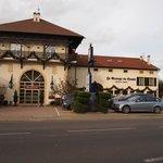 Hotel la Grange de Conde