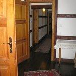 Upstairs corridor/hallway