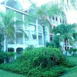 Exterior of buildings at Taino Beach Resort