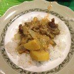 Main Curry Dish