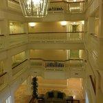 Interior do prédio Big Pine Key