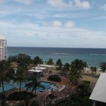 View from room 1418