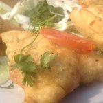Samosa's to die for!