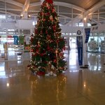 Merry Christmas from Beef Island Airport