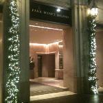 Park Hyatt a Natale