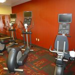 top notch exercise room