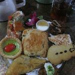 Photo de The Tea Zone and Camellia Lounge