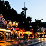 Gatlinburg at Night