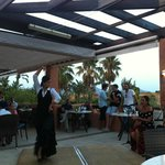 Flamenco evening on a Wednesday during Summertime