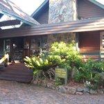 Lodge at Binna Burra