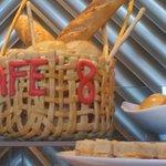 Cafe 8 for breakfast buffet