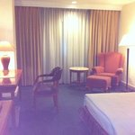 twin room..