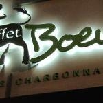 Enseigne de l'Effet Boeuf