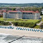 Außenansicht Morada Strandhotel Ostseebad Kühlungsborn