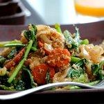 Thai food...