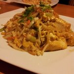 Pad Thai with Tofu