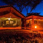 Ang'ata Ngorongoro Lounge and Mess tents